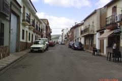 La calle Real - año 2004