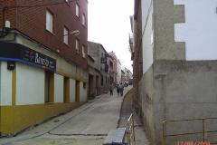 Calle la Iglesia - año 2004