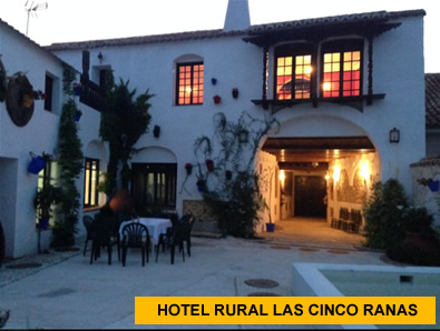Hotel rural las cinco ranas
