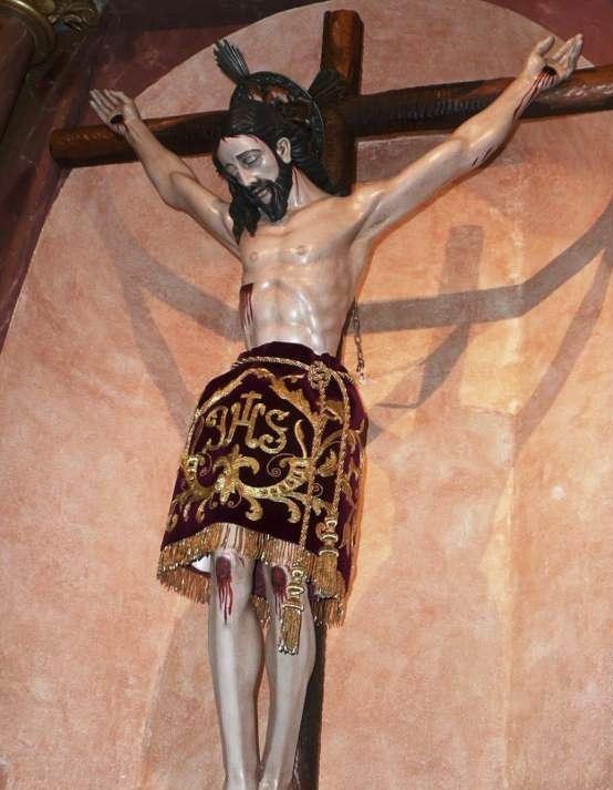 El Cristo de Orense, patrón de Brazatortas