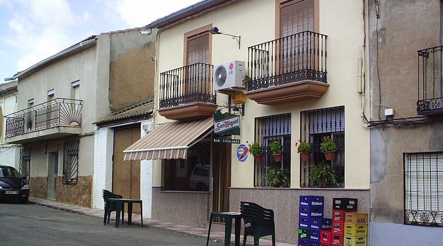 Bar Villares Brazatortas