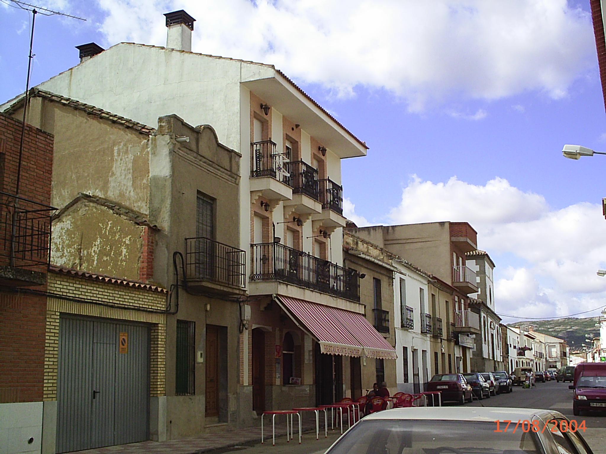 Restaurante Chache en Brazatortas