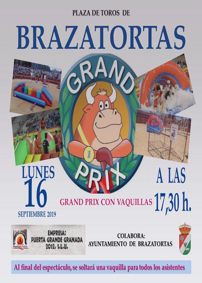 Cartel anunciador del Grand Prix