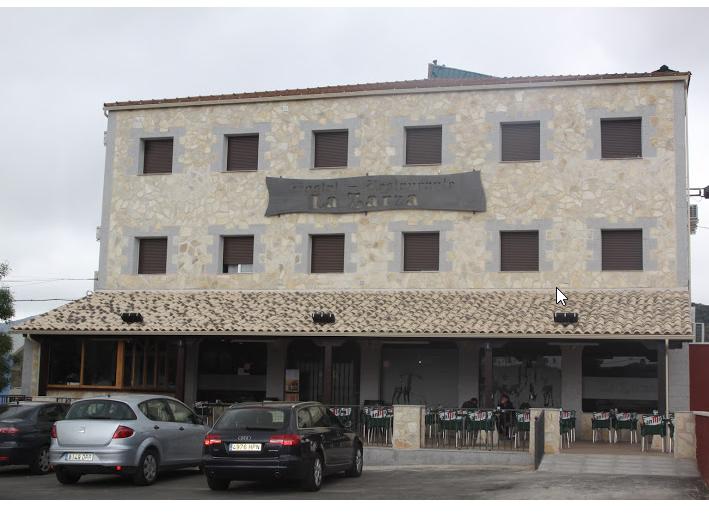 Hostal Restaurante la Zarza en Brazatortas